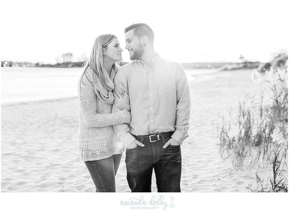 Point Pleasant Engagement Photography