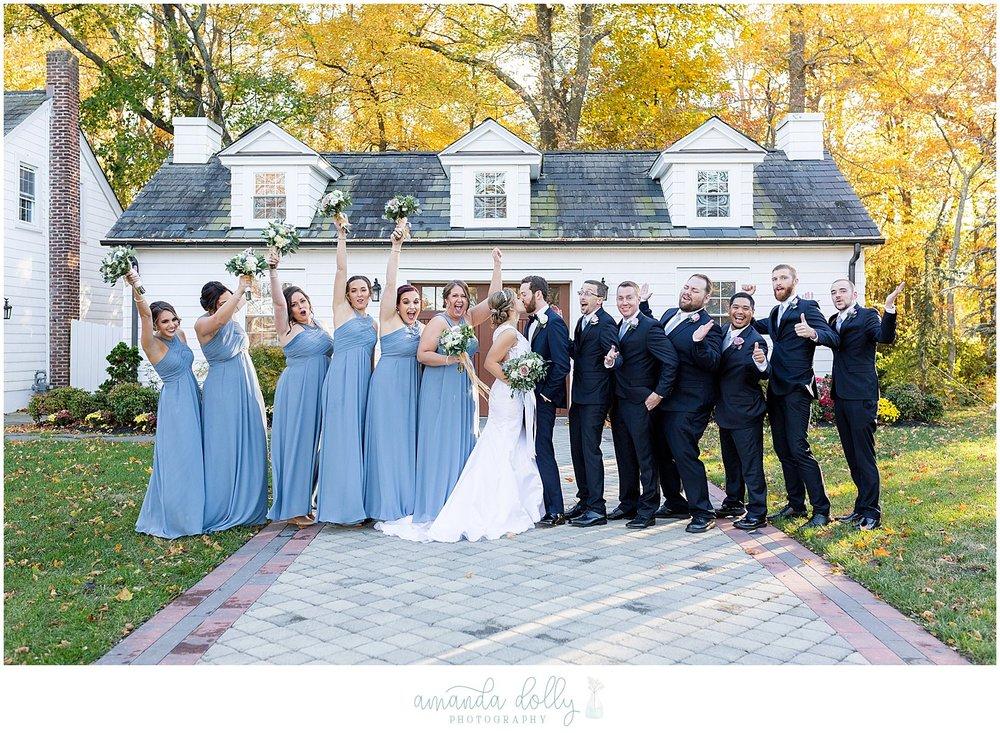 The English Manor Wedding Photography