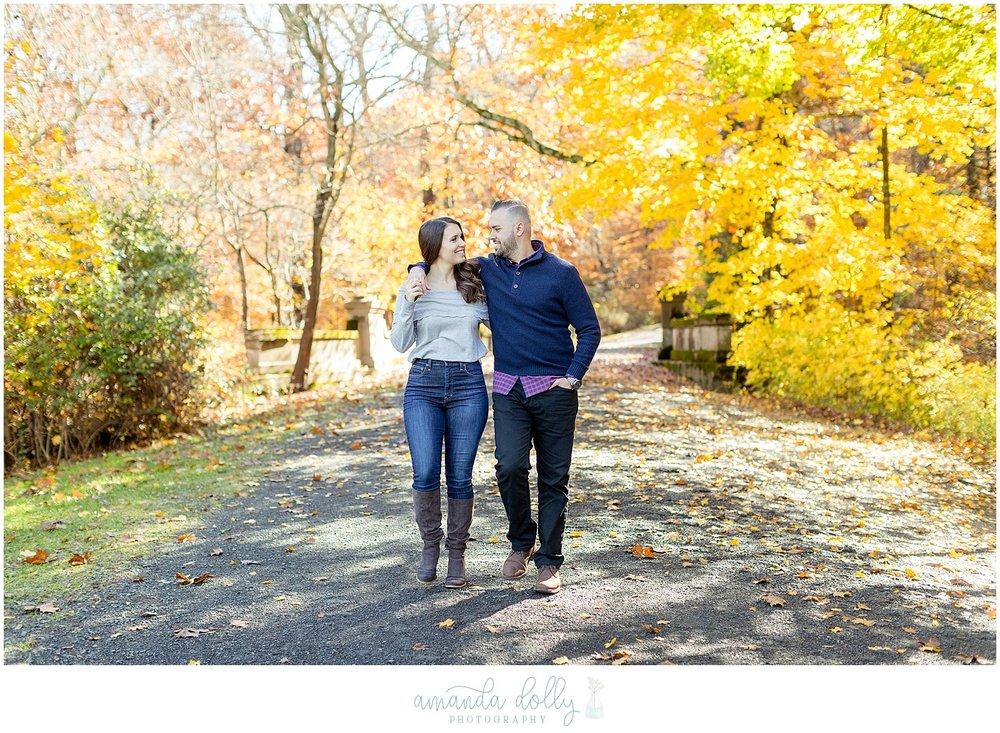 Natirar Park Engagement Photography