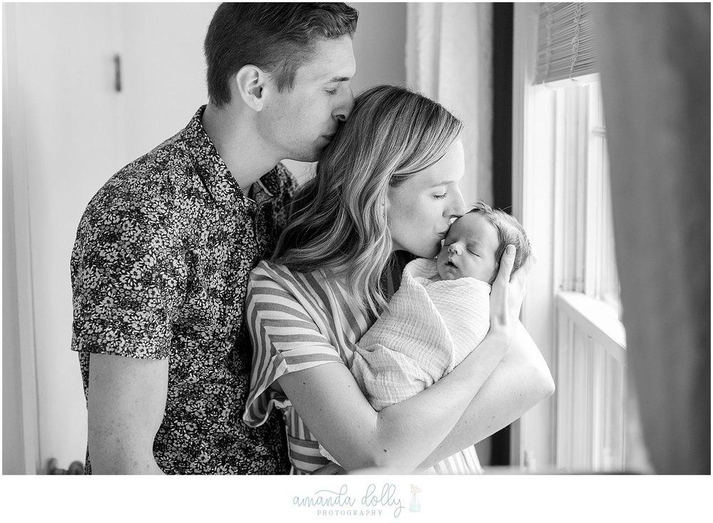 Madison NJ Newborn Photography