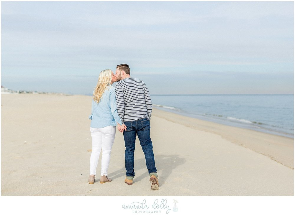 Sea Bright NJ Engagement Photography
