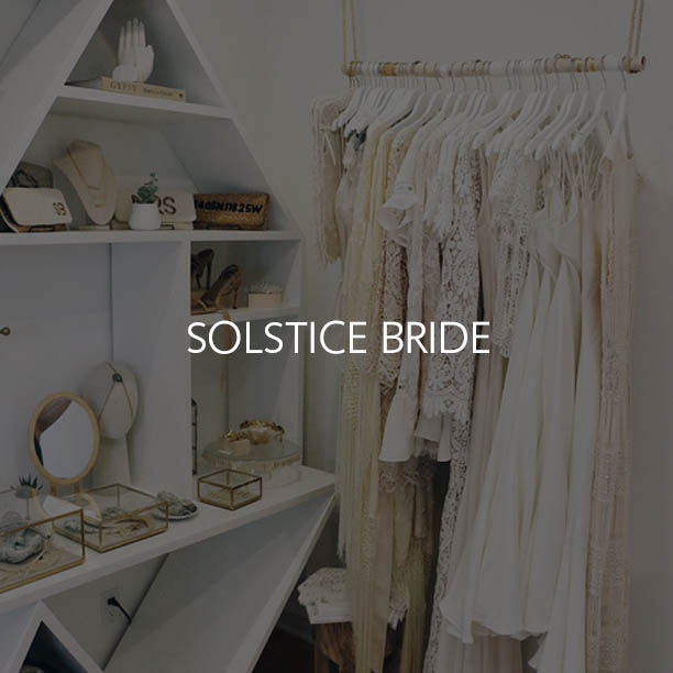 Solstice Bride Showroom