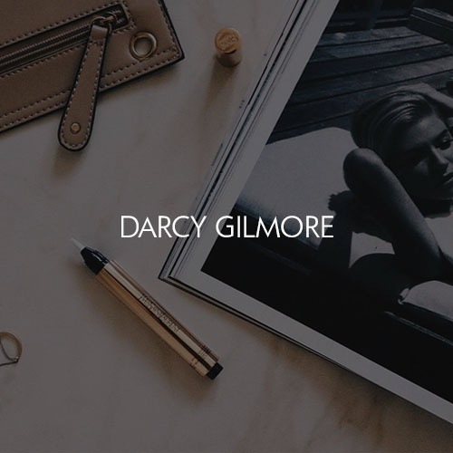 Darcy Gilmore - Make up Artist
