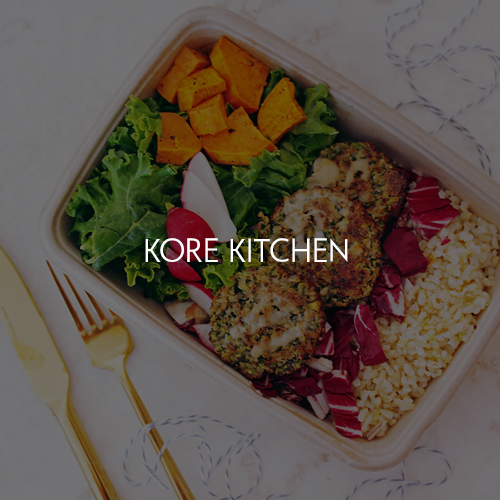 Emily Faulstich for Kore Kitchen