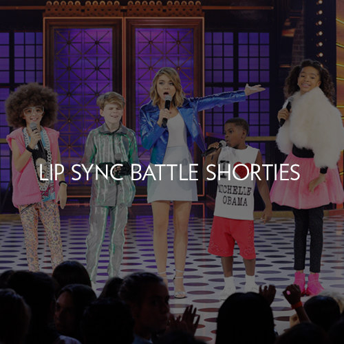 Nickelodeon's Lip Sync Battle Shorties