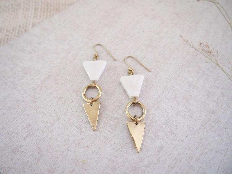 Tribe Earrings by Moses