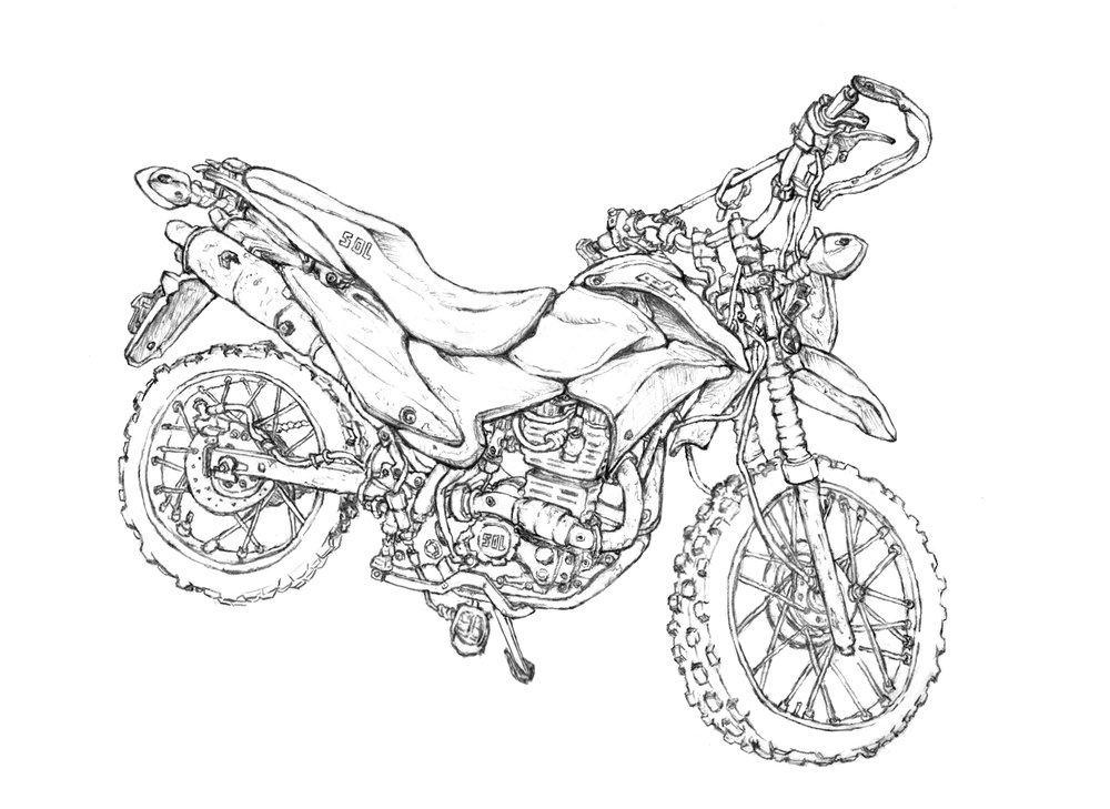 Motorcycle Pencils.jpg