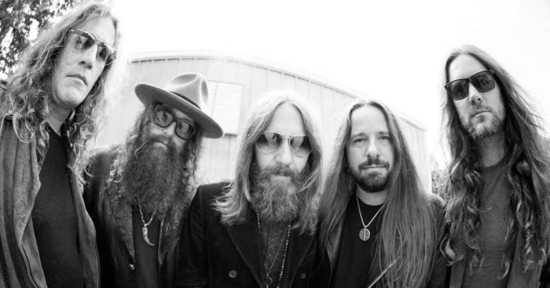 BLACKBERRY SMOKE with LIKE AN ARROW TOUR, THE KENNETH BRIAN BAND