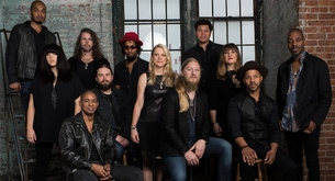 TEDESCHI TRUCKS BAND with THE WOODS BROTHERS, HOT TUNA