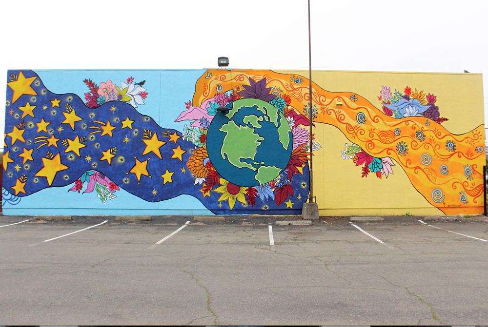 7 Eleven Mural, Sacramento // 2016