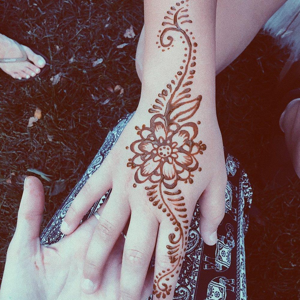 Henna Body Art // 2017