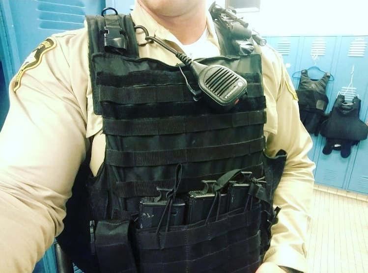 4736 Officers Have Requested661 Officers have received armor - Please join us in Protecting Those Who Serve.