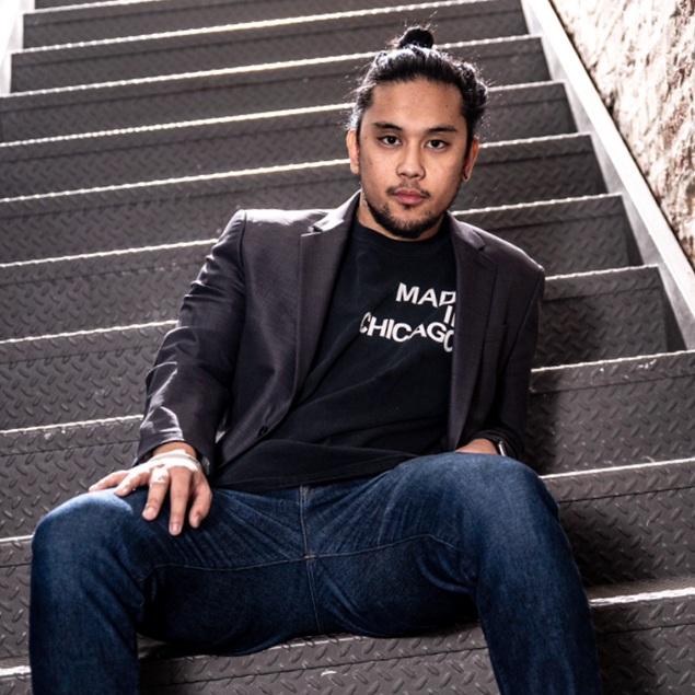 """Jordan """"J. Ro"""" Ordonez, Co-producer"""