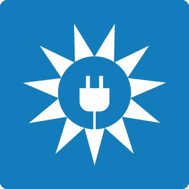 72,460 Solar-Generated Watts