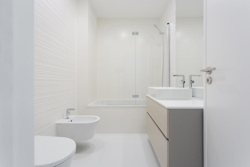 Casa de banho comum