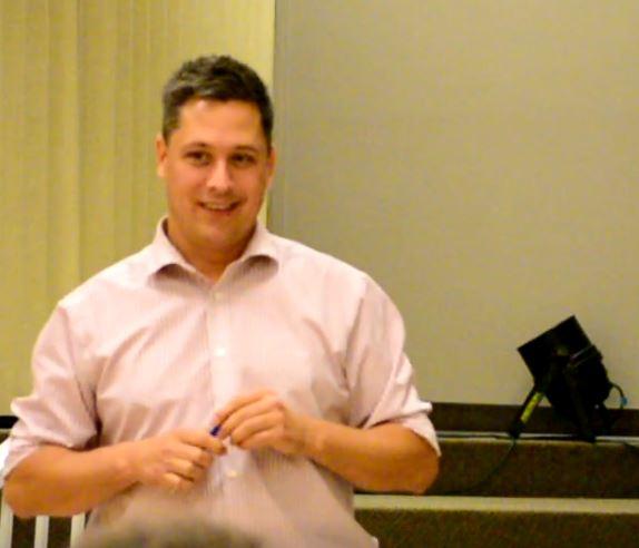 jason Holmes, RDSP advisor at Desjardins financial security