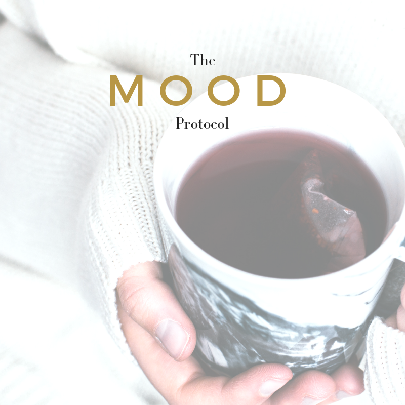 Coming again soon... A four week program for addressing mood drains and getting back into balance naturally.
