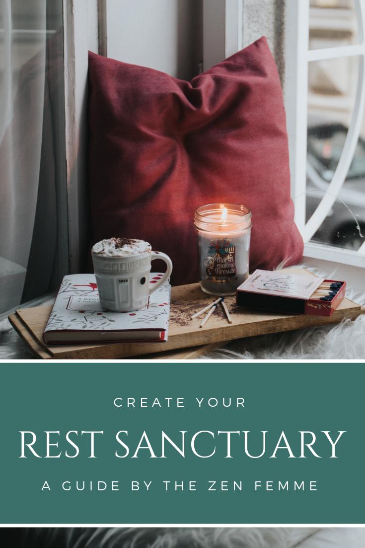 The Zen Femme | Rest Sanctuary Guide