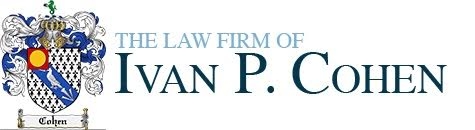 LAW OFFICES OF IVAN P COHEN