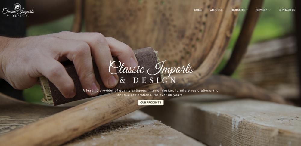 CLASSIC IMPORTS & DESIGN