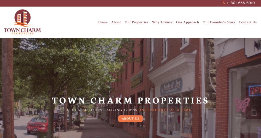TOWN CHARM PROPERTIES