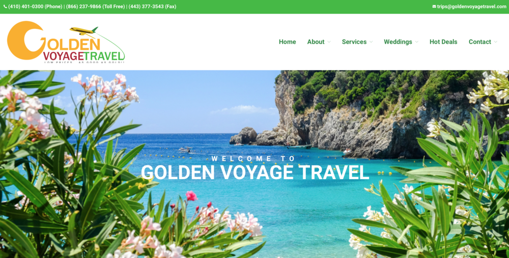 GOLDEN VOYAGE TRAVEL
