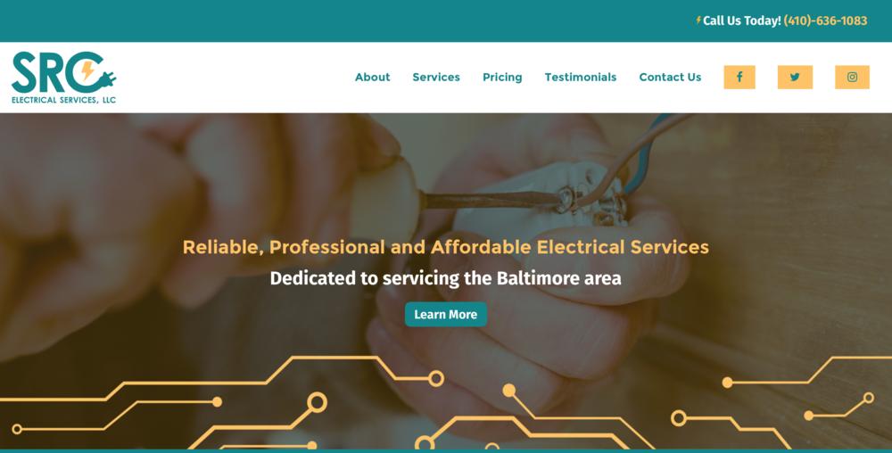 SRC ELECTRICAL SERVICES, LLC