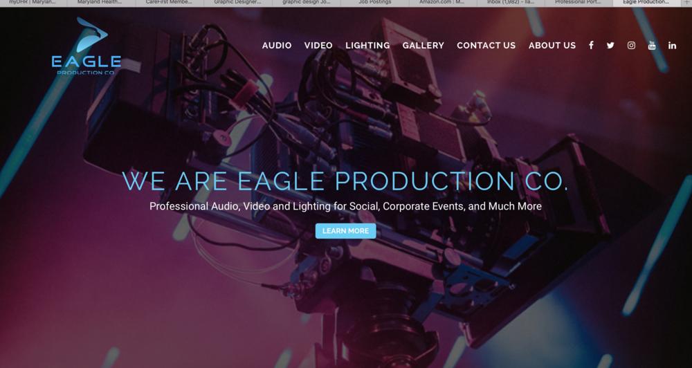 EAGLE PRODUCTION CO.