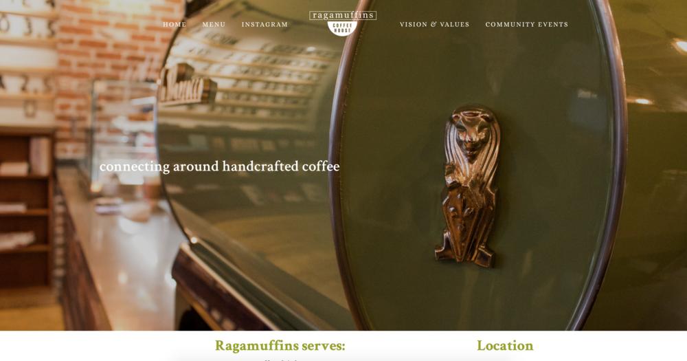 RAGAMUFFINS COFFEE SHOP