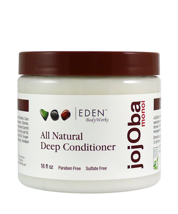 Eden BodyWorks Jojoba Monoi All Natural Deep Conditioner --- photo by NaturallyCurly.com