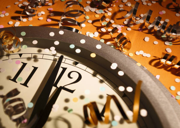 photo by baristanet.com --- New Year's Eve