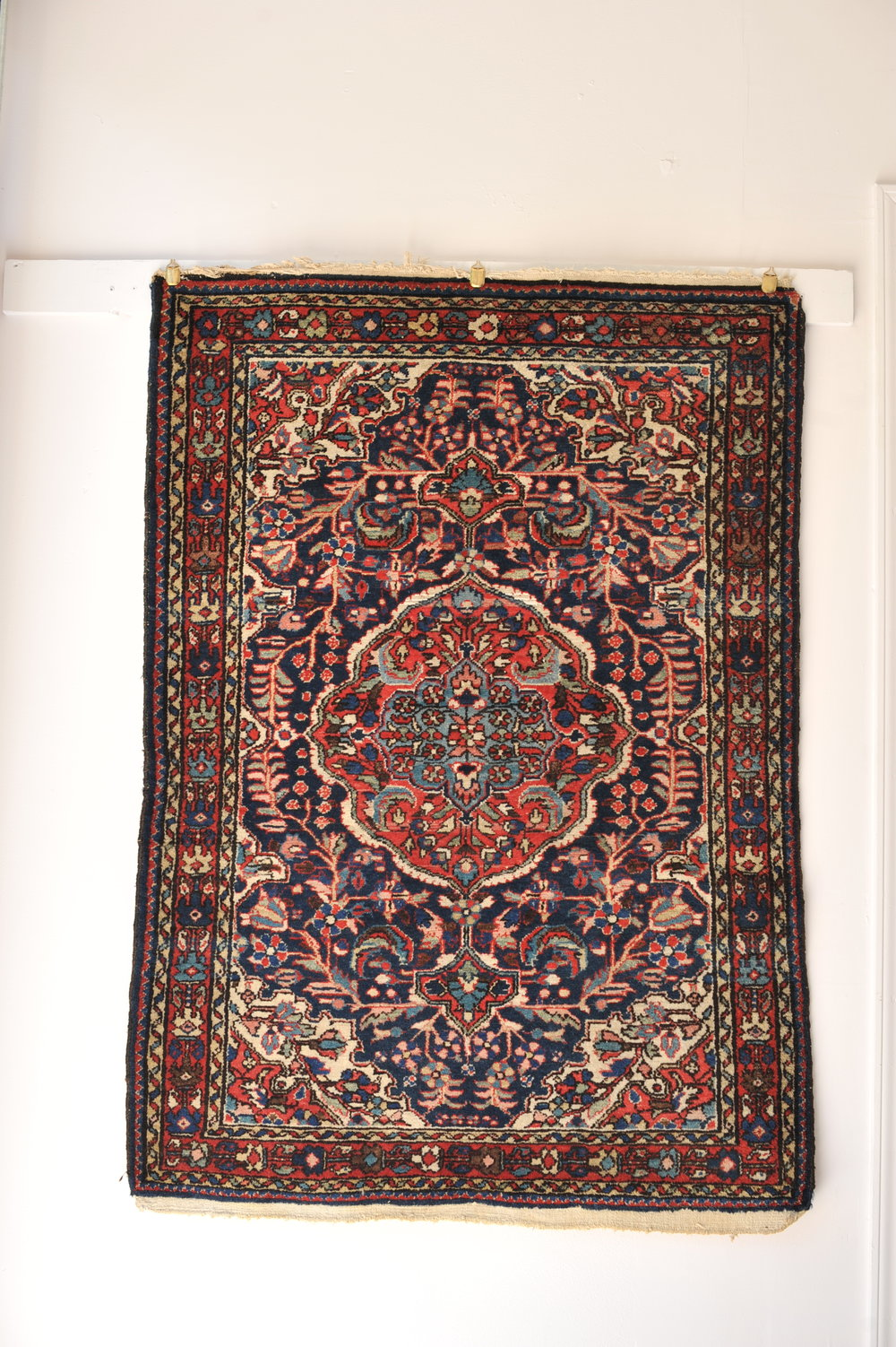 3.6 X 4.10 | Florence | Vintage Persian Rug