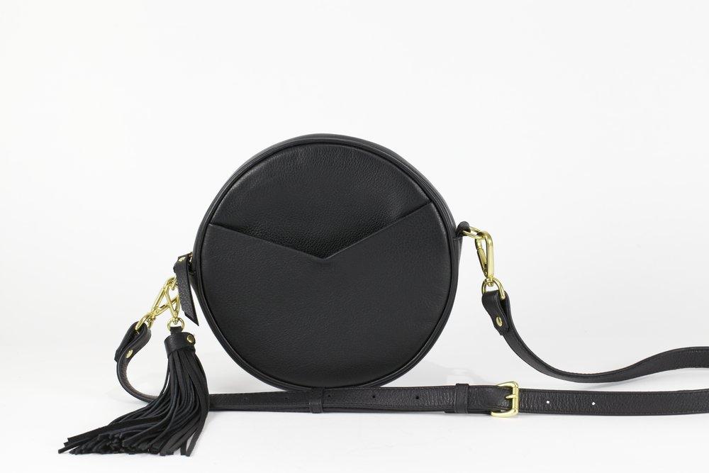 Circle Bag - Black