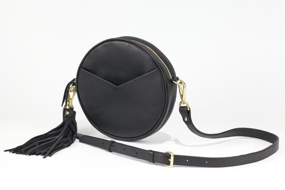 Circle Bag- Black