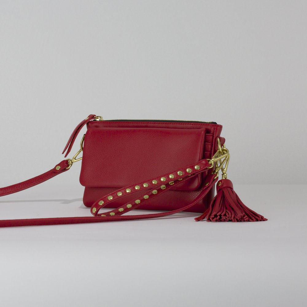 WT Wallet- Red