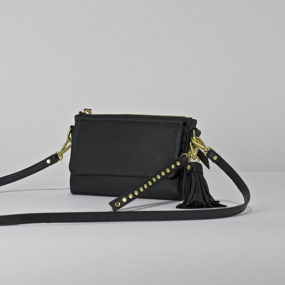 WT Wallet- Black