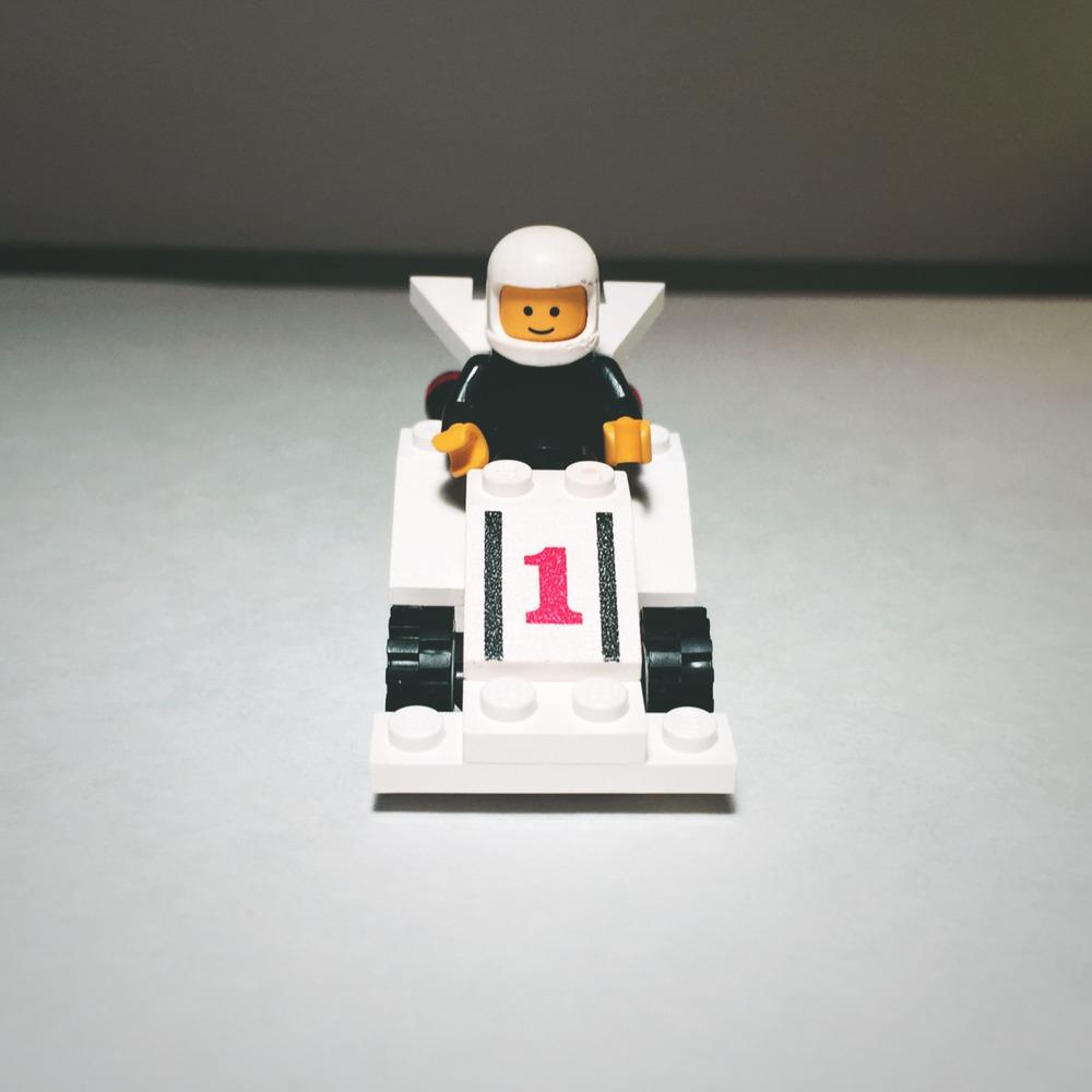 Formula 1 Racer [6604]