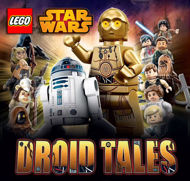 Lego Star Wars Droid Tales Great For Kids But Really Great For