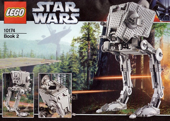 Ultimate Collector Series Imperial AT-ST [10174] from 2006 | ©2006 LEGO Group