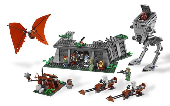 The Battle of Endor [8038] from 2009