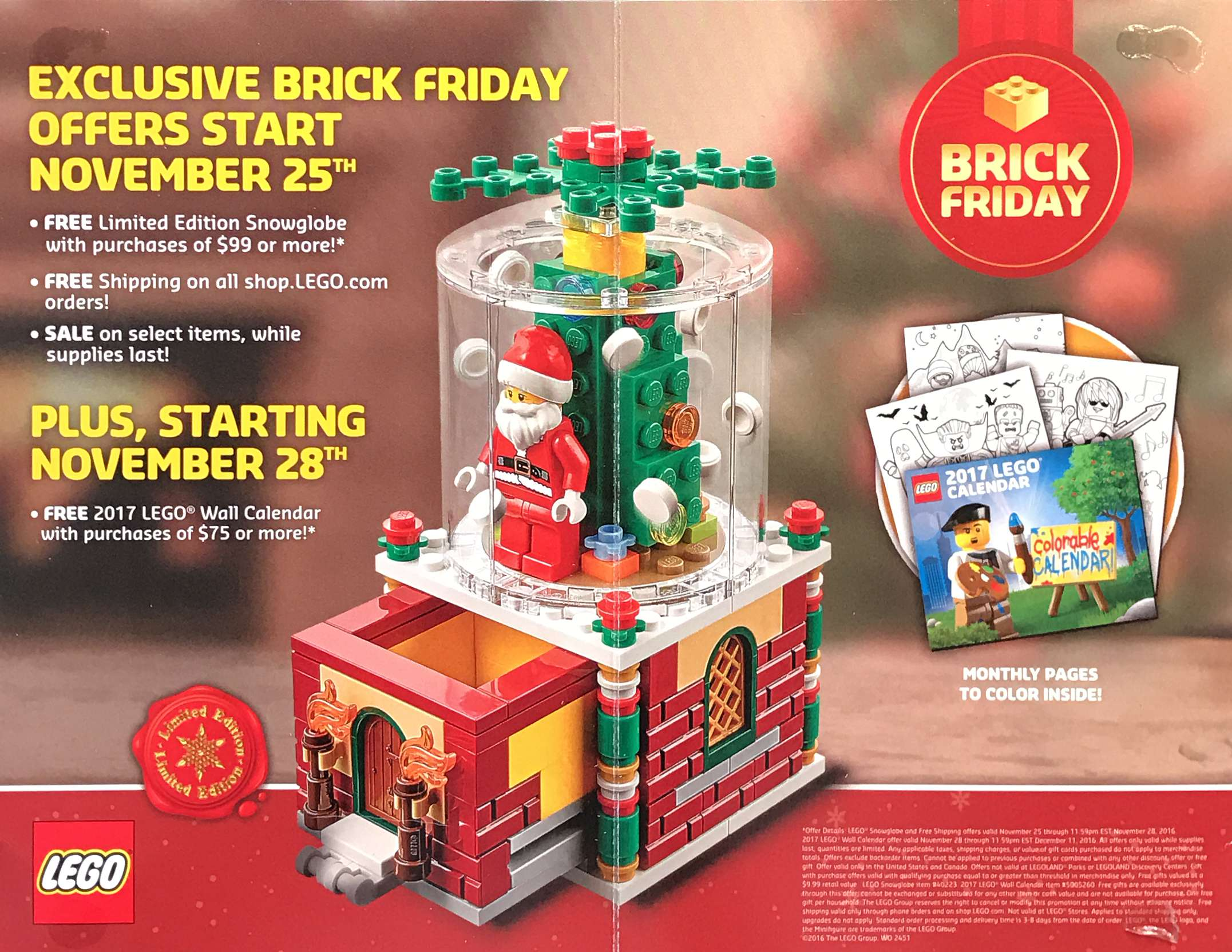 A Lego Home For The Holidays History Of Legos Winter Village 10249 Exclusive Toy Shop Brick Friday Deals And Promotions Announced 2016