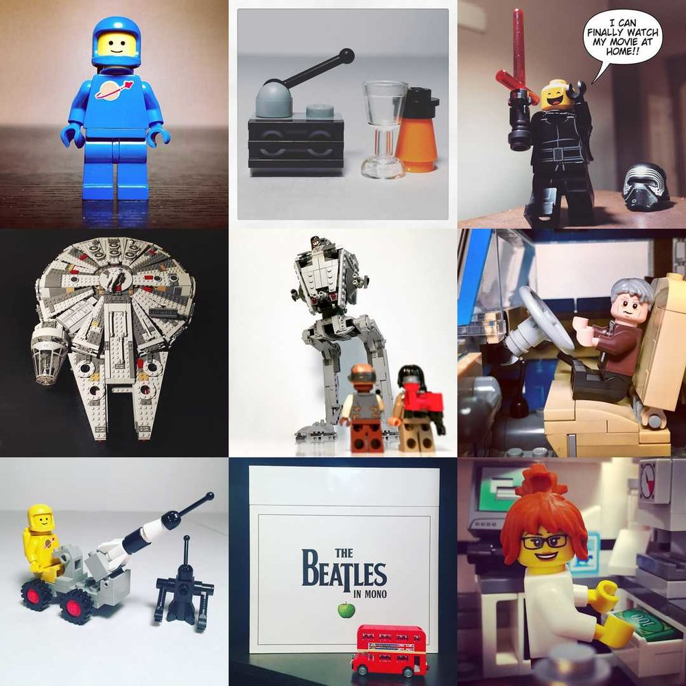 Emerging From Darkness My Year In Lego 2016 The Lego Brick Guy