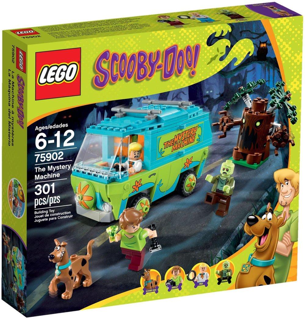 Scooby-Doo! - The Mystery Machine [75902]