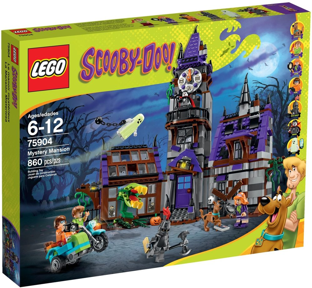 Scooby-Doo! - Mystery Mansion [75904]