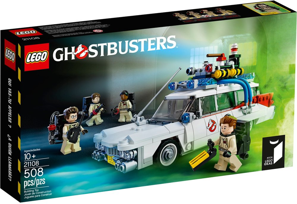 LEGO Ideas - Ghostbusters Ecto I [21108]