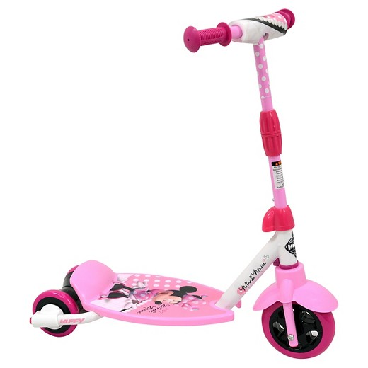 Huffy Disney Minnie 3-2-Grow Scooter, Pink $34.99
