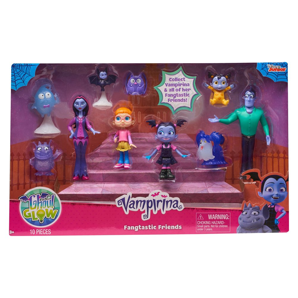 Vampirina Fangtastic Friends Set $24.99