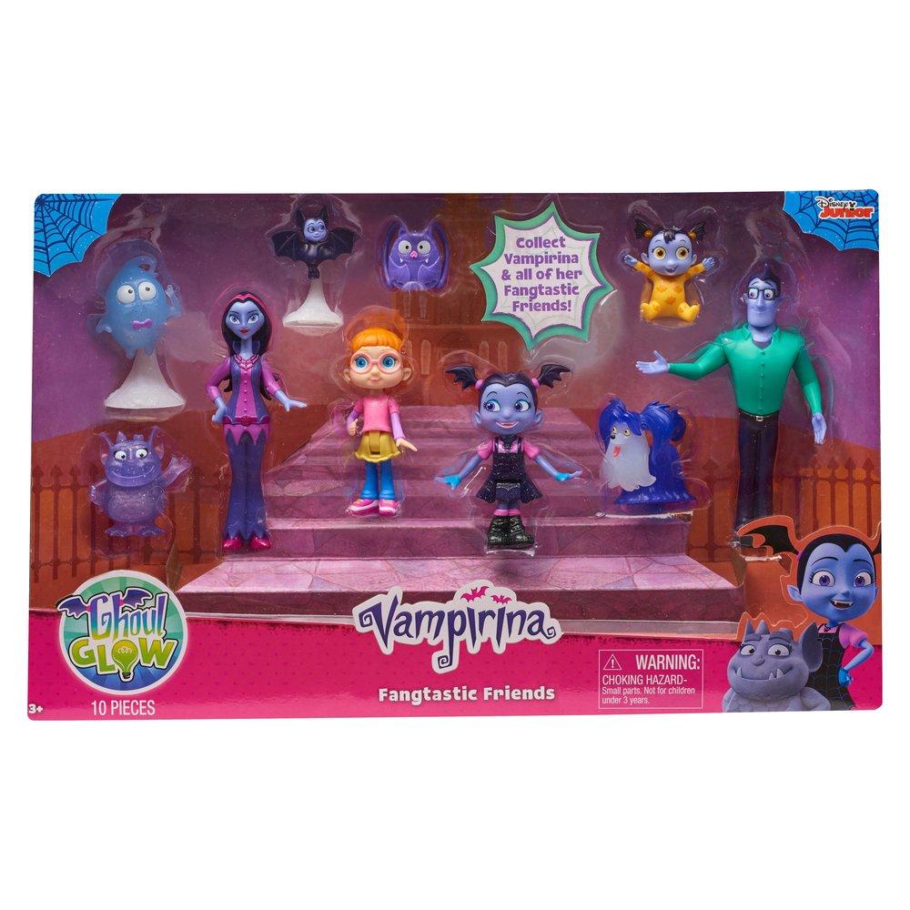 Vampirina Fangtastic Friends Set $24.99
