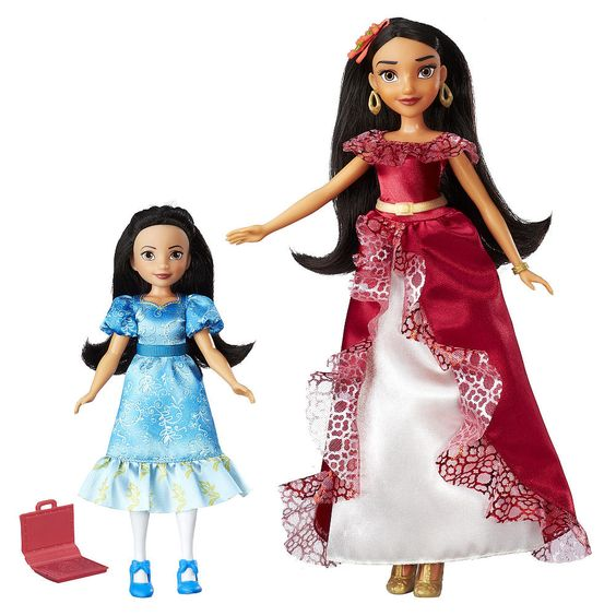 Disney Elena of Avalor and Princess Isabel Doll $19.89