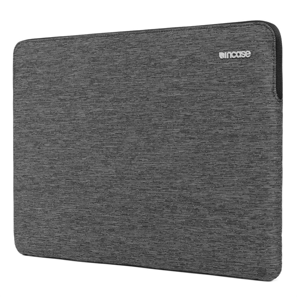 Incase CL60684 Slim Sleeve Durable 300D Heathered Weave Ecoya Eco-Dyed Poly Case for MacBook Pro Retina 13in - Heather Black $40.00